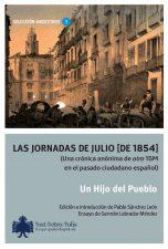 Un Hijo del Pueblo, Las jornadas de julio [de 1854]. 18 euros